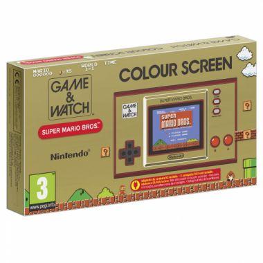 Nintendo Game & Watch: Super Mario Bros. (NICH005)
