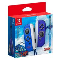 Nintendo Joy-Con Pair Hylian Shield and Master Sword (Switch)