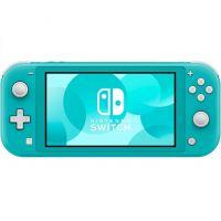 Nintendo Switch Console Lite Tyrkysová (Switch)