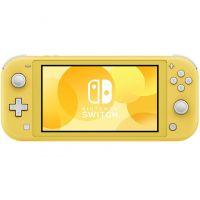 Nintendo Switch Console Lite Žlutá (Switch)