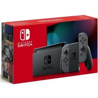Nintendo SWITCH Console with Gray Joy-Cons (NSH002) (Switch)