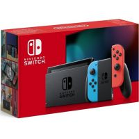 Nintendo SWITCH Console with Neon Red & Blue Joy-Cons (NSH006) (Switch)