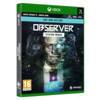Observer: System Redux Day One Edition (Xbox One)