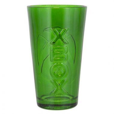 Oficiálně licencovaná Sklenice Xbox, zelená, 400ml