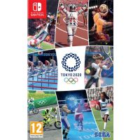 Olympic Games Tokyo 2020 (Switch)