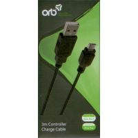 ORB Controller Charge Cable - 3m (Xbox One)
