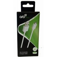 ORB Controller Charge Cable - 3m, bílý (Xbox One)