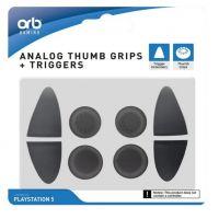 ORB náhradní gumičky na analogové páčky DualSense (PS5)
