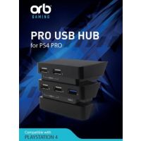 ORB USB Hub for PS4 Pro (PS4)