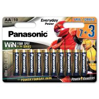 PANASONIC LR6 10BP AA Ev Power alk (10ks)