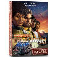 Pandemic Epicentrum - Evropa