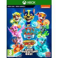 PAW Patrol Mighty Pups Save Adventure Bay (Tlapková Patrola) (Xbox One)