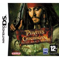 Pirates of the Caribbean Dead Mans Chest (Nintendo DS)