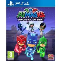 PJ Masks: Heroes Of The Night (PS4)