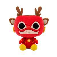 Plyšák Funko POP Plush: DC Holiday- Rudolph Flash
