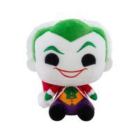 Plyšák Funko POP Plush: DC Holiday- Santa Joker