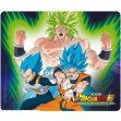 Podložka pod myš Dragon Ball - Broly vs Goku vs Vegeta (PC)