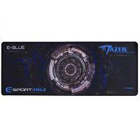 Podložka pod myš E-Blue Gaming XL, černo - modrá, 80x30 cm, EMP010BL (PC)