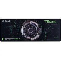 Podložka pod myš E-Blue Gaming XL, černo - zelená, 80x30 cm, EMP010GR (PC)
