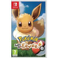 Pokémon Lets Go Eevee! (Switch)