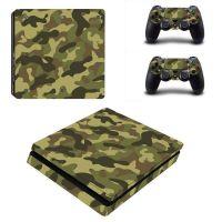 Polep na Playstation 4 - Kamufláž - slim (PS4)