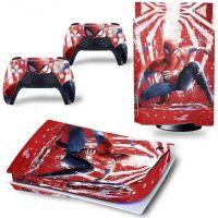 Polep na Playstation 5 - Spider-Man (PS5)