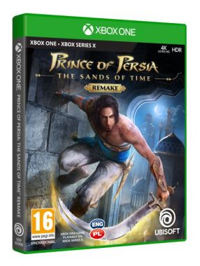 Prince of Persia The Sands of Time Remake (XONE/XSX)