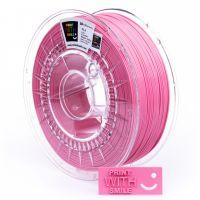 Print With Smile tisková struna (filament), PLA, 1, 75 mm, Coral Pink, 500g