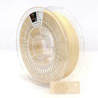 Print With Smile tisková struna (filament), PLA, 1, 75 mm, Creamy, 0,75kg