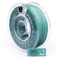 Print With Smile tisková struna (filament), PLA, 1, 75 mm, Fresh Mint, 500g