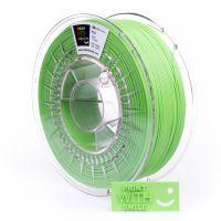 Print With Smile tisková struna (filament), PLA, 1, 75 mm, Green Apple, 500g
