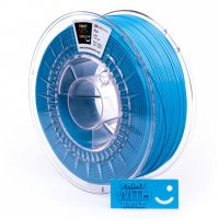 Print With Smile tisková struna (filament), PLA 1, 75 mm, Turquoise Blue, 500g