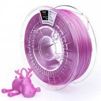 Print With Smile tisková struna (filament), SATIN PLA, 1, 75 mm, Princess Pink, 1kg