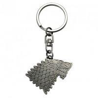 Přívěšek na klíče Game of Thrones - Stark