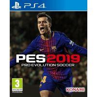 Pro Evolution Soccer 2019 (PS4)