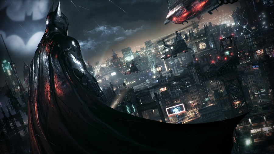 Batman Arkham Knight Game of the Year Edition PS4, XB1 Listed