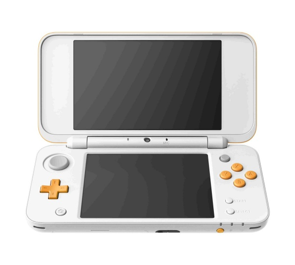 aba3cc81e New Nintendo 2DS XL White and Orange (Nintendo 3DS) | Kuma.cz