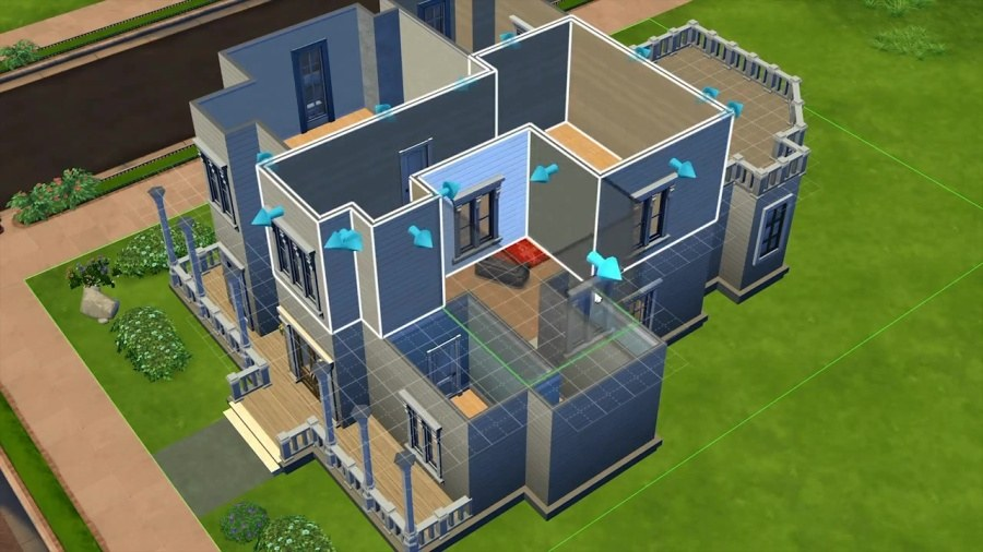 How To Build A Pool In Sims  Ps