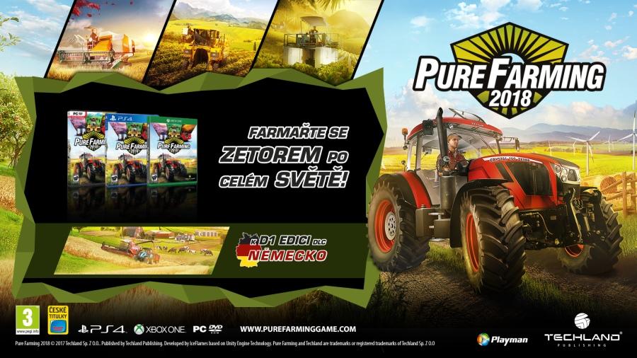 Výsledek obrázku pro pure farming 2018