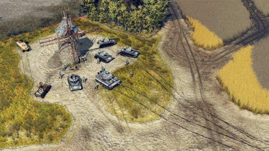 sudden strike 4 european battlefields edition