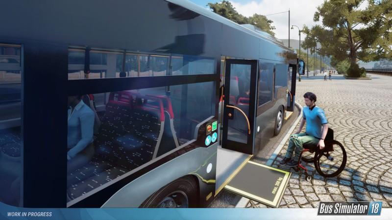 Bus simulator 2018 ps4