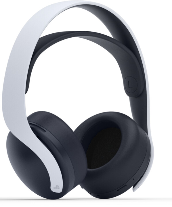 Sony Pulse 3D Wireless Headset, Black/ White (PS5) | Kuma.cz