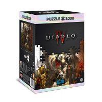 Puzzle Diablo IV - Birth of Nephalem 1000 dílků (Good Loot)