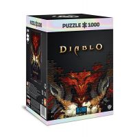 Puzzle Diablo - Lord of Terror 1000 dílků (Good Loot)