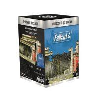Puzzle Fallout 4: Garage, 1000 dílků (GOOD LOOT)
