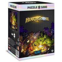 Puzzle Hearthstone - Heroes of Warcraft 1000 dílků (Good Loot)