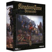 Puzzle Kingdom Come: Deliverance 1: Drancování vesnice