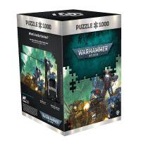 Puzzle Warhammer 40000: Space Marine, 1000 dílků