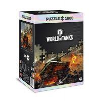 Puzzle World of Tanks - New Frontiers 1000 dílků (Good Loot)