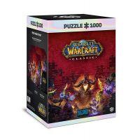 Puzzle World of Warcraft Classic - Onyxia 1000 dílků (Good Loot)